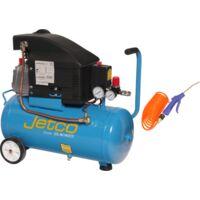 Compresseur LACME JetCo 2CV - 25L 8bars - 104.300