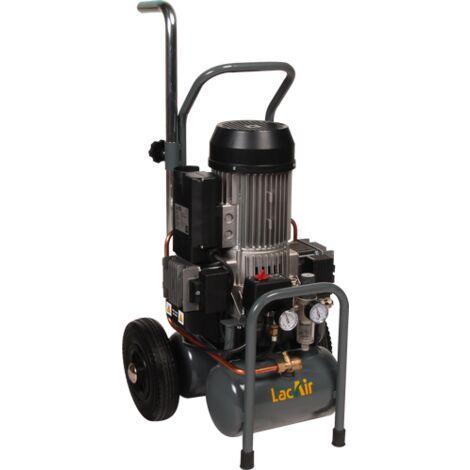 Compresseur MaxAir 21/10 sans huile 10L 20M³/H Mono 2.3CV 10 bars LACME - 460800