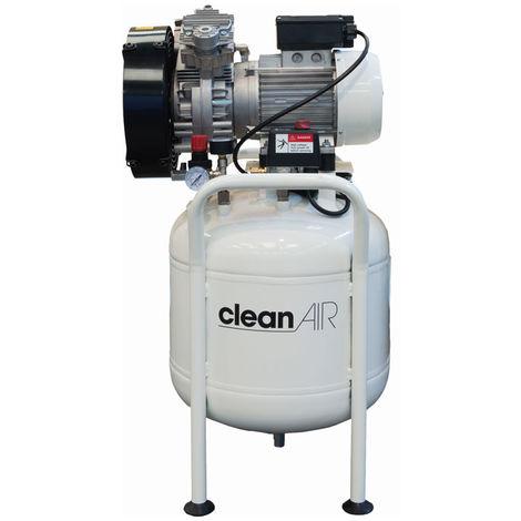Compresseur médical 50L Silencieux 2CV Abac CLR 20/50
