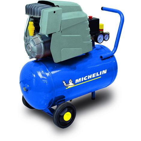 Compresseur Michelin 24 Litres 2 CV coaxial