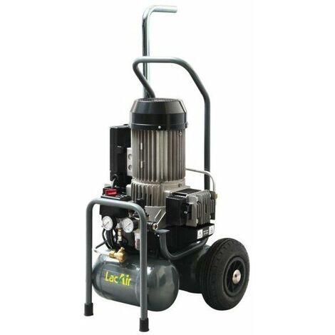 Compresseur monobloc maxair 21-10 10 bar 2.5 cv mono reservoir 2x5l