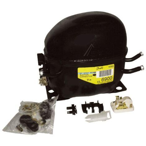 Compresseur Nle10k R600a 141751 Pour REFRIGERATEUR