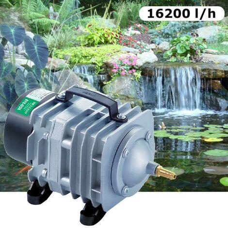 Compresseur - Pompe à Air 16200 l/h Pour Bassins De Jardin Et Étangs