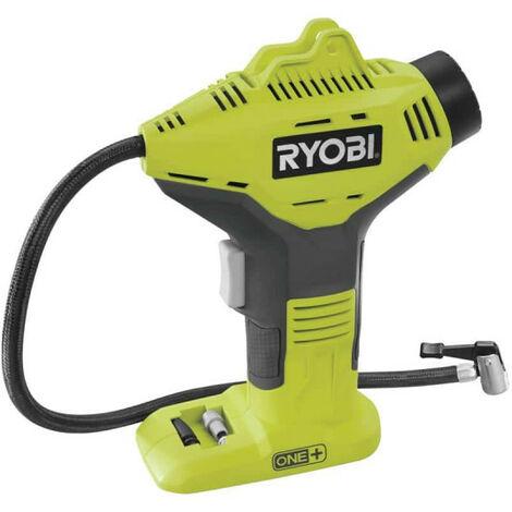 Compresseur RYOBI 18V One Plus - sans batterie ni chargeur R18PI-0