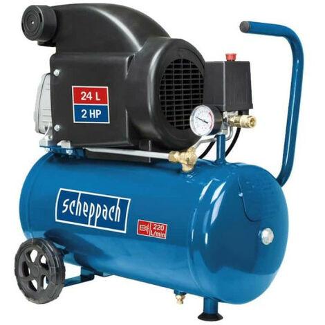 Compresseur SCHEPPACH 24L 1500W - HC26