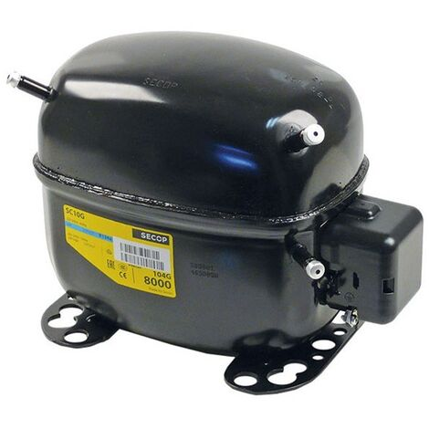 compresseur Secop R134A haute température SC15G 15,28cm3