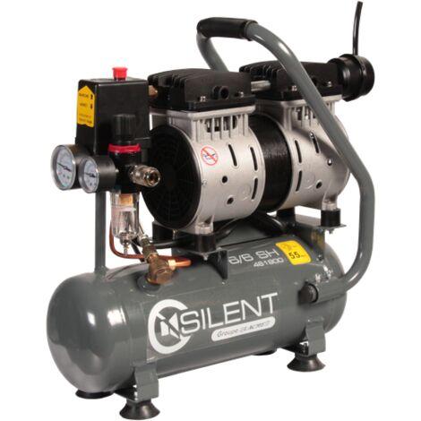 Compresseur Silent 6/6 SH LACME - 461900