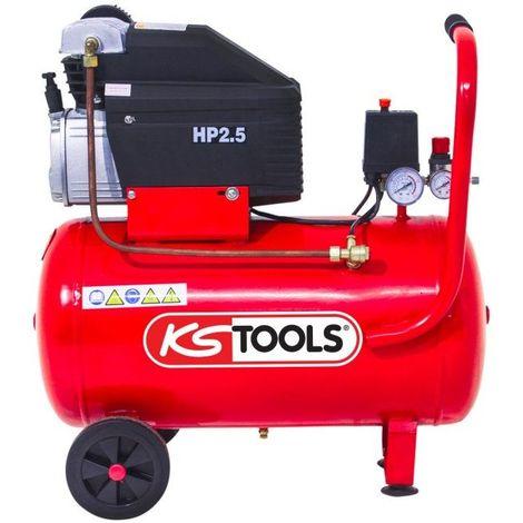 Ks Tools 165 0703 Compresseur Sur Cuve 50l