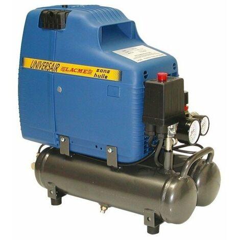 Compresseur universair 1 - 12.3 m3 205 - 6.3-105 l - 6 litres 8 bar