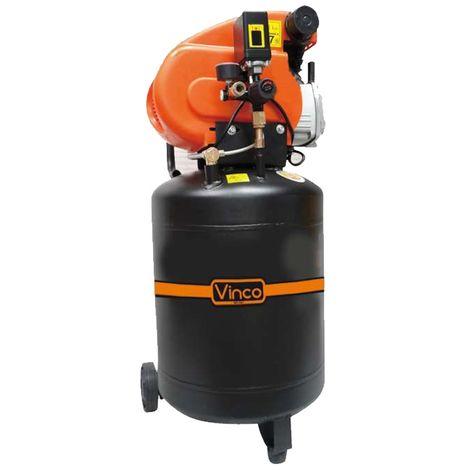 Compresseur vertical 50 litres Vinco 60611