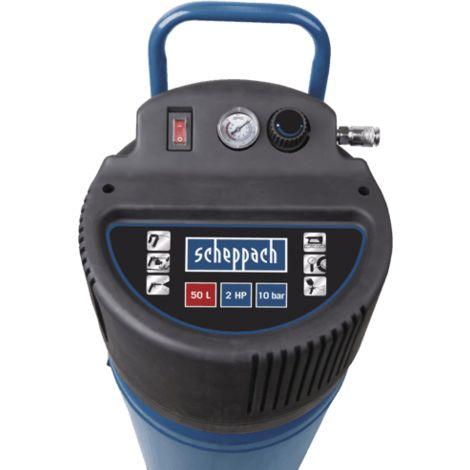 Compresseur vertical HC51V Scheppach 5906125901