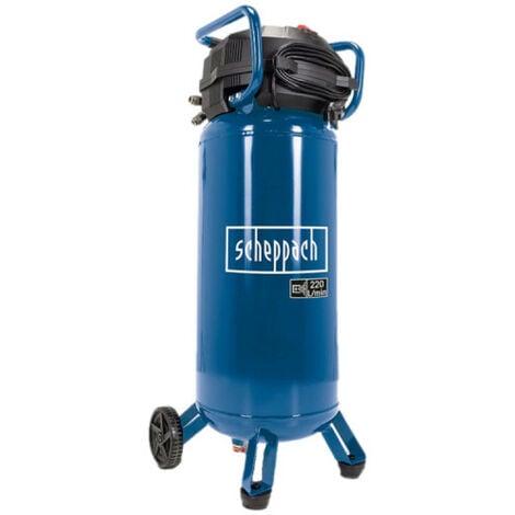 Compresseur verticale SCHEPPACH 50L 1500W - HC51V