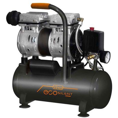 Compresseur Vinco super silencieux 8 litres KWU550-8L