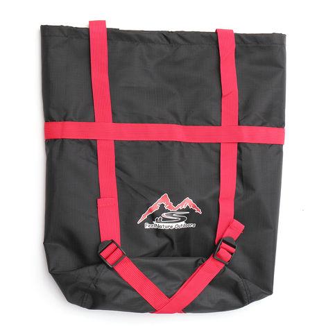 Compression Sleeping Bag Outdoor Camping Storage Sasicare