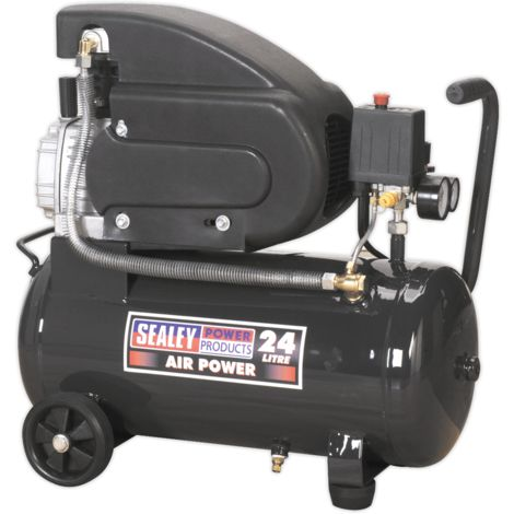 Compressor 24ltr Direct Drive 2hp