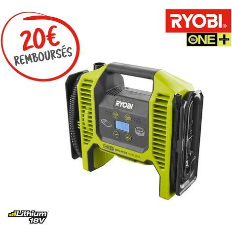 Compressor inflator RYOBI 18V Without battery or charger R18MI-0