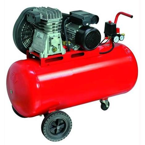 Compressore 220V 2 Cil/Cinghia 2Hp Lt. 100