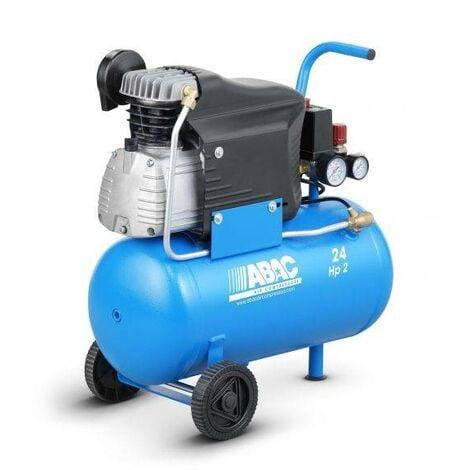 Compressore 24 Litri - 2HP - POLE POSITION