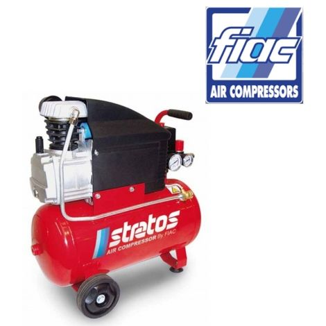 Compressore 24lt. ad olio Fiac - STRATOS