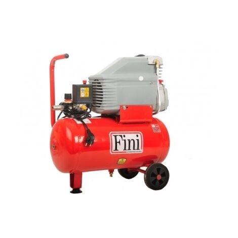 Compressore 24lt. ad olio Fini - MK 2450