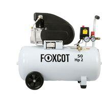 Compressore 50 litri Foxcot FL50 Con kit omaggi