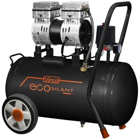 Compressore 50lt. a secco silenziato Vinco - 60701 EcoSilent