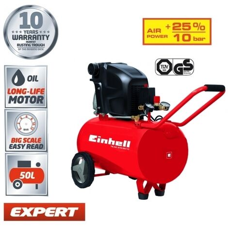Compressore 50lt. ad olio Einhell - TE-AC 270/50/10