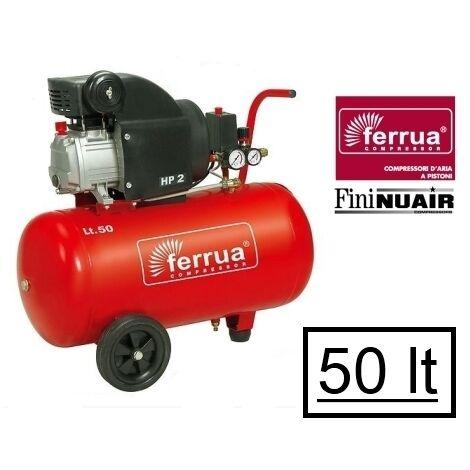 Compressore 50lt. ad olio Ferrua by FiniNuair - RC2/50