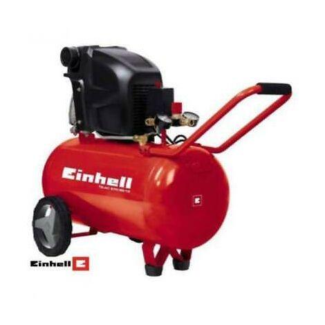 Compressore Ad Aria Lubrificato Olio 50L 10 Bar Einhell Te - Ac 270/50/ Litri 50