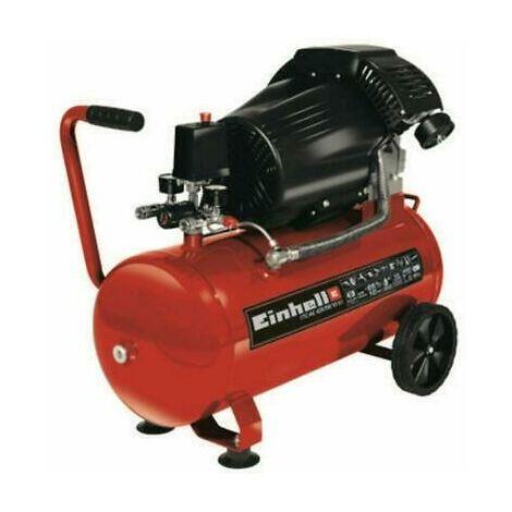 Compressore Ad Aria Lubrificato Olio 50L 8 Bar Einhell Te-Ac 400/50/8 Litri 50