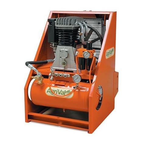 Compressore AgriVal attacco trattore 550 TR