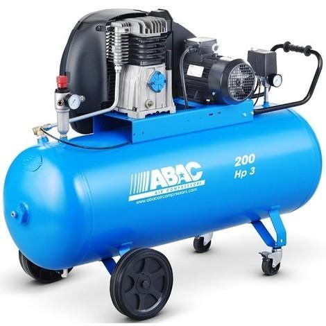 Compressore aria 200 LT Abac A39B 200 CT3