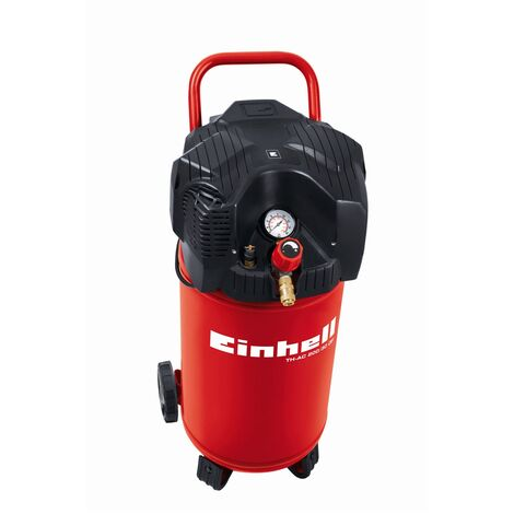 Compressore aria 30 lt Einhell TH-AC 300/30 OF Verticale