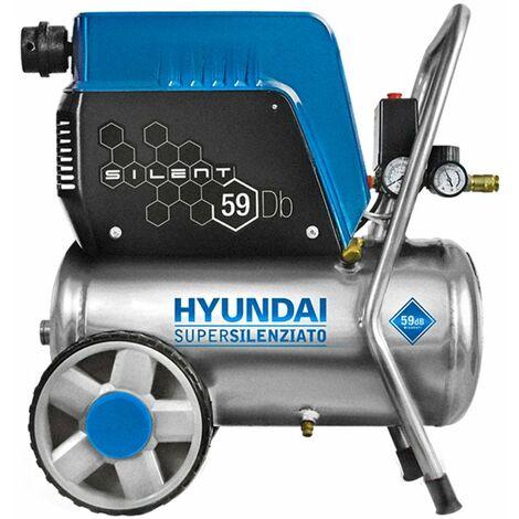 Compressore aria 50 litri Hyundai KWU750-50L super-silenziato