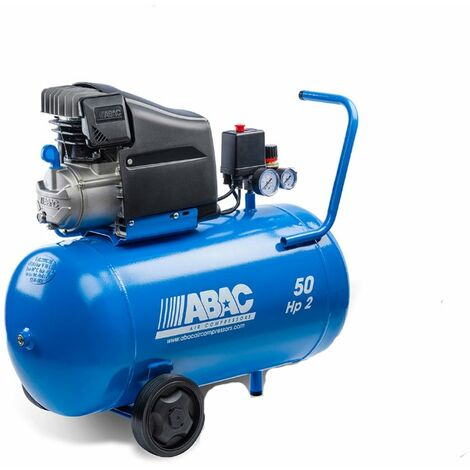 Compressore aria 50 lt Abac Montecarlo L20