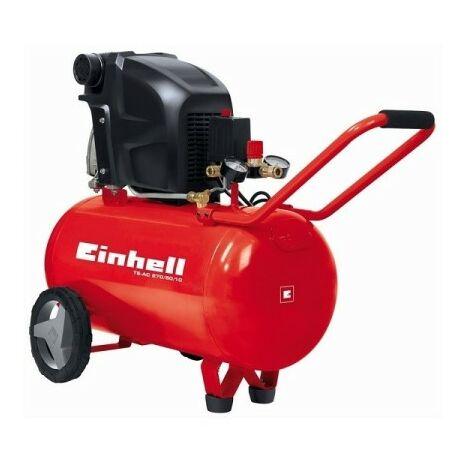 COMPRESSORE ARIA 50 LT EINHELL TE-AC 270/50/10 EXPERT MOTORE 2.5 HP 270 LT/MIN.