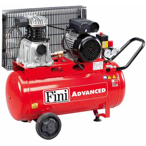 Compressore aria 50 lt FINI MK 102/N-50-2M