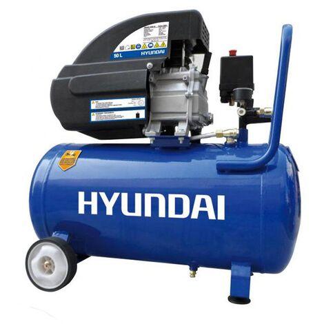 Compressore aria 50 lt Hyundai BDM50 elettrico coassiale