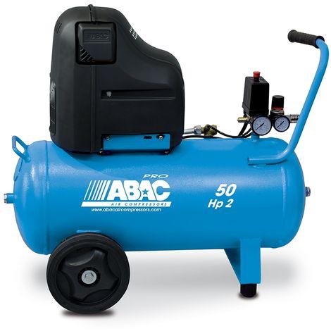 Compressore aria 50lt, ABAC Montecarlo O20P