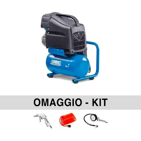 Compressore aria 6 lt Abac Start L20