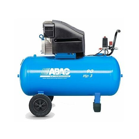 Compressore aria 90 lt ABAC Estoril L30P