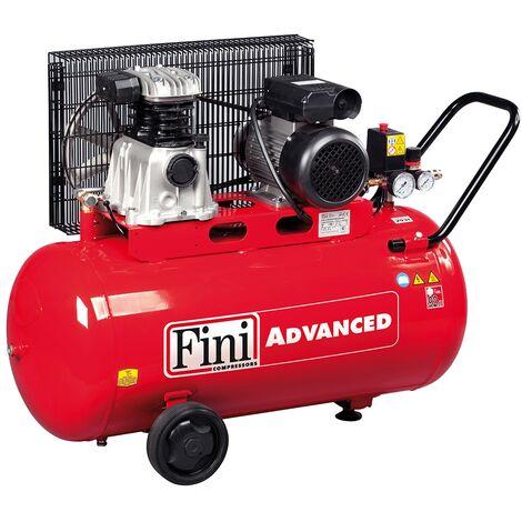 Compressore aria 90 lt FINI MK 102/N-90-2M