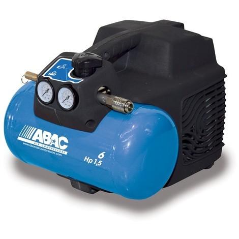 Compressore aria portatile ABAC START O15 compatto 6 lt