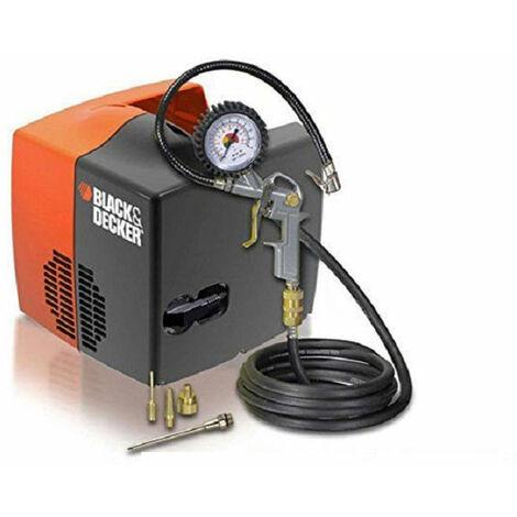 Compressore aria portatile Black & Decker CUBO BD 195