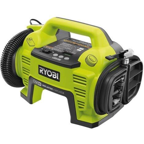 Compressore aria portatile Ryobi R18I-0 a batteria