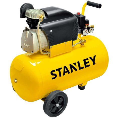 Compressore aria Stanley D 211/8/50, 50 litri, 8 bar, lubrificato