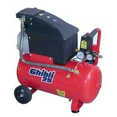 Compressore Brixo da 50 lt automatico per lavori di fai da te Ghibli 50
