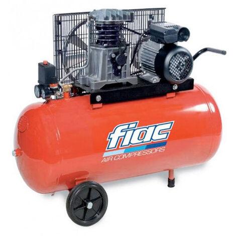Compressore d'aria 100 lt FIAC AB 100-268 M a cinghia