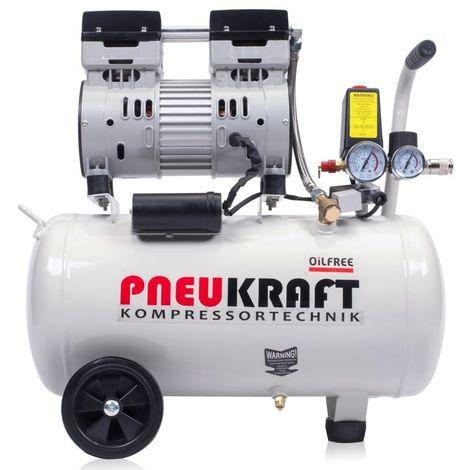 Compressore d'aria 24L - 3.8CFM 116PSI 750W
