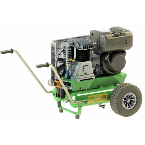 Compressore diesel Minelli EnerComp65D motore Lomabardini pompa ABAC 530 lt/min